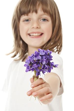 Aromaterapia para niños